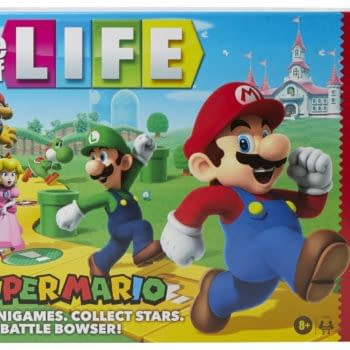 Hasbro Is Releasing A Super Mario Edition Of The Game Of Life