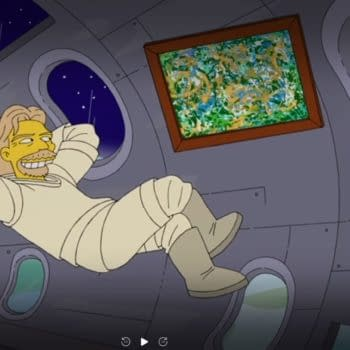The Simpsons Predicted Richard Branson's Superficial Space Showoff