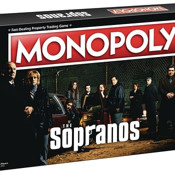 The Sopranos Brings The Mob To The Monopoly Board