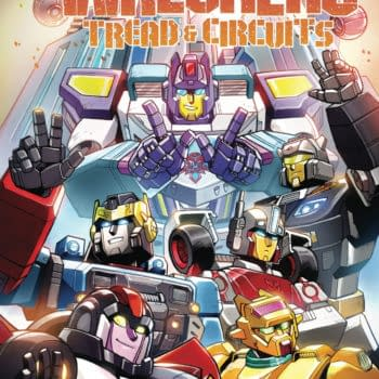 Transformers Wreckers—Tread & Circuits #1 Cover A