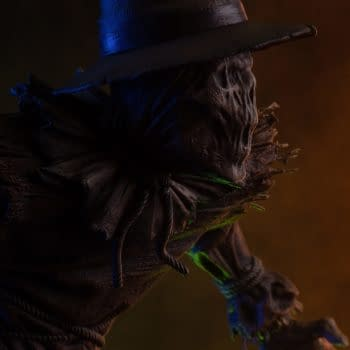 Prepare For Fear With Tweeterhead's New DC Comics Scarecrow Statue