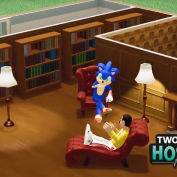 Two Point Hospital Celebrates Sonic's Anniversary With A Crossover