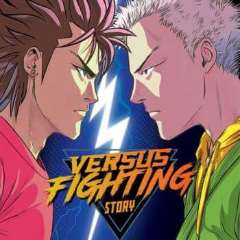 ABLAZE Announces Versus Fighting Story and Crueler Than Dead Manga