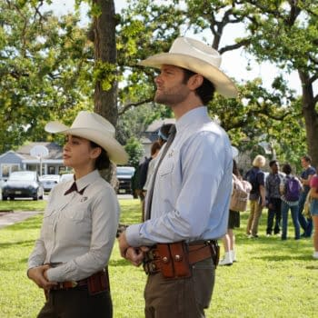 """Walker Season 1 E17 """"Dig"""" a Supernatural Reunion for Jared Padalecki"""