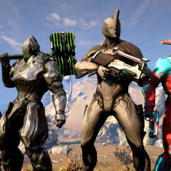 Digital Extremes Shows Off Cross-Platforms Play For Warframe