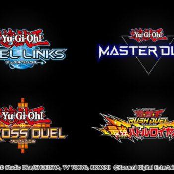 Konami Unveils Three New Yu-Gi-Oh! Video Game Titles