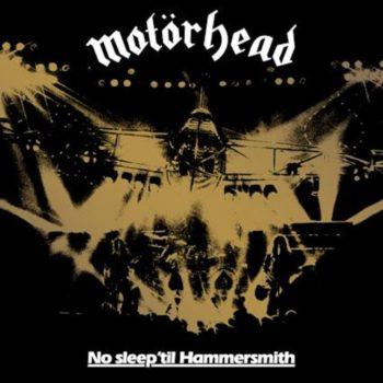 "Motörhead's ""No Sleep 'Til Hammersmith"" Finally Released In Full"