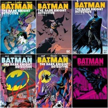 DC Comics, Please Fix Your Batman Dark Knight Detective Vol 6 Cover