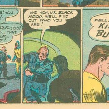 Black Hood #19 (MLJ, 1946)