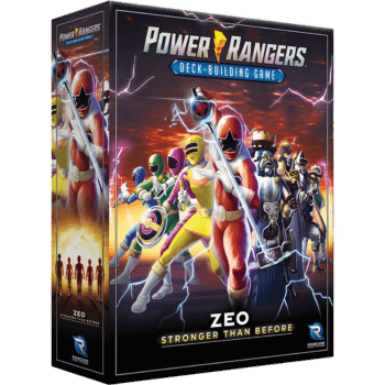 Renegade Games' Power Rangers Deckbuilding Game Expanded