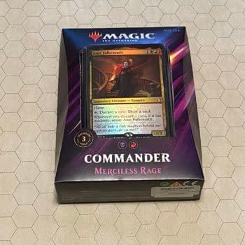 Magic: The Gathering Merciless Rage Commander Precon: Retro Review