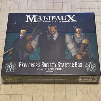 Review: Wyrd Games' Malifaux Explorer's Society Starter Set