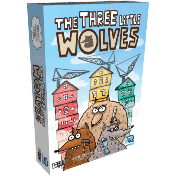 The Three Little Wolves Up For Preorder By Renegade Game Studios