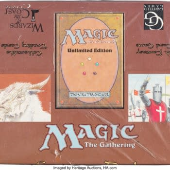 Magic: The Gathering Sealed Unlimited Starter Display At Heritage