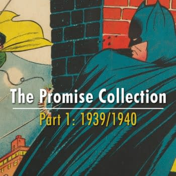 Detective Comics #44 from the Promise Collection, DC Comics, 1940.