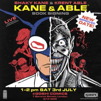 Things To Do In London If You Like Comics, In July 2021
