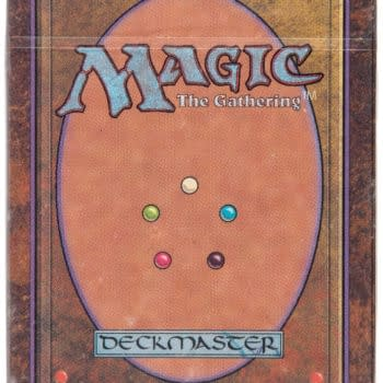 Magic: The Gathering Alpha Starter Deck Now On Auction At Heritage