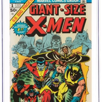 Will Giant-Size X-Men #1 CGC 9.8 Set A New Sales Record Today?