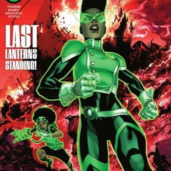 Green Lantern #4 Review: Layers And Surprises