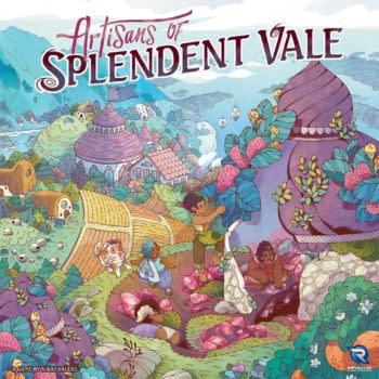 Renegade Game Studios Announces Artisans of Splendent Vale