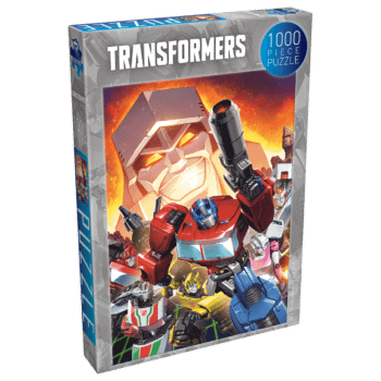 Transformers Jigsaw Puzzle Preordering At Renegade's Web Store