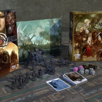 Magnetic Press Play Launched, Unveils First Tabletop Game Project