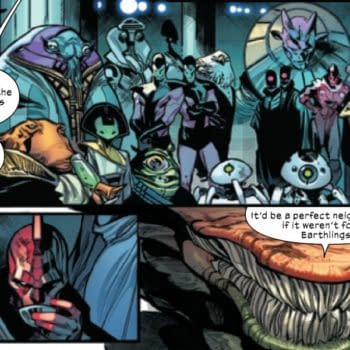 The New X-Men Big Bad, Cordyceps (X-Men #1 Spoilers)