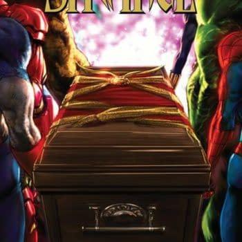 Death Of Doctor Strange Spins Off Into Strange Academy