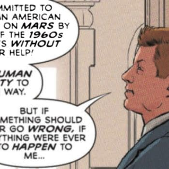 Superman And The Authority And A Promise To JFK