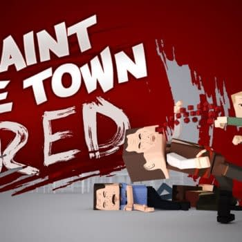 Paint The Town Red First-Person Brawler Game Available July 29th
