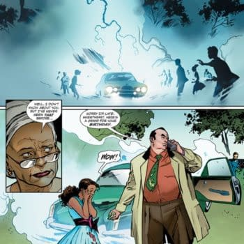 Preview: Magic Order 1 #1 by MArk Millar and Stuart Immonen