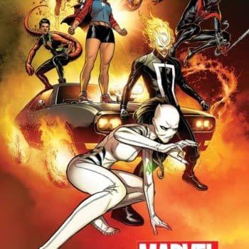 Marvel Comics Publish Latinx Edition of Marvel's Voices: Comunidades