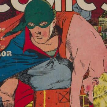 Mystery Men Comics #3 (Fox, 1939)