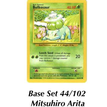 TCG Spotlight: Some of the Best Bulbasaur Pokémon Cards