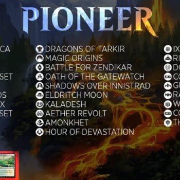 Magic Arena Pauses Pioneer Masters, Focuses On Historic & Standard