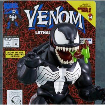 Venom is Unleashed As Good Smile's Newest Nendoroid Figure