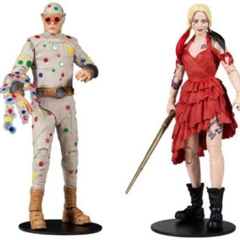 Harley Quinn and Polka Dot Man Join McFarlane Toys Suicide Squad