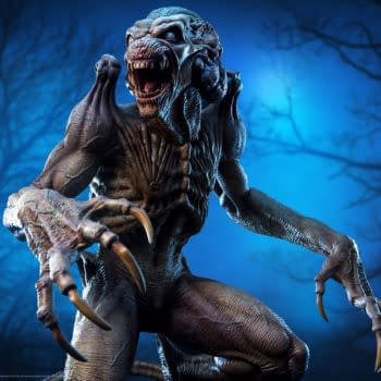 Pumpkinhead Returns With A Brand New 1/4 Scale Statue from PCS