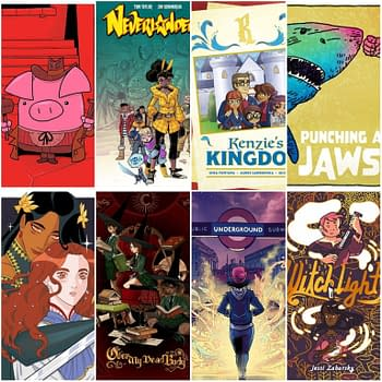 The Bleeding Cool List Of Agents Selling Graphic Novels To Publishers