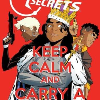 Seven Secrets #10 Review: Bold Storytelling
