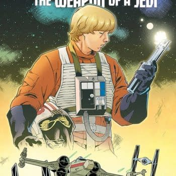 Star Wars Adventures: The Weapon Of A Jedi #2: A Long Weekend