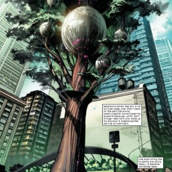 All Cyclops Wanted Was A Treehouse (X-Men #1 Spoilers)
