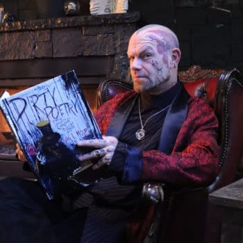 Ivan Moody Of Give Finger Death Punch Announces Dirty Poetry From Z2