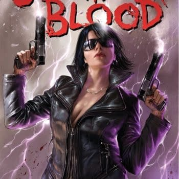 Fred Van Lente and Vincenzo Federici Launch New Jennifer Blood Series