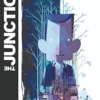 Titan To Publish Norm Konyu's The Junction In Hardcover in 2022