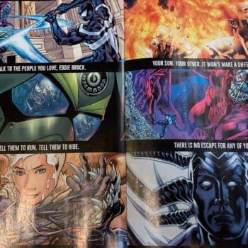 FCBD: Venom Spoilers