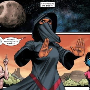 Way Of X #4 – And What The Mars Terraformers Forgot (Spoilers)