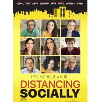 Exclusive: Distancing Socially Poster Revealed, Film Releases Oct. 5th