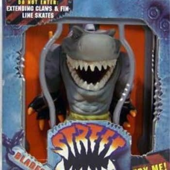 Street Sharks Takeover: A Look At Our Favorite Fintastic Heroes