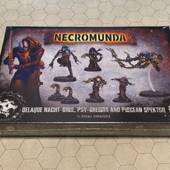 Review: Necromunda Releases For House Delaque, By Games Workshop